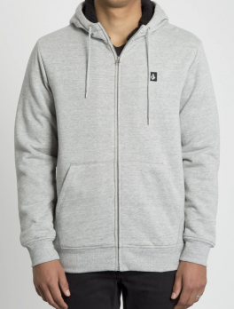Volcom Single Stone Lined Zip