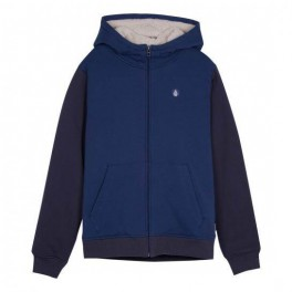 Volcom SNGL STN Linned Zip Youth