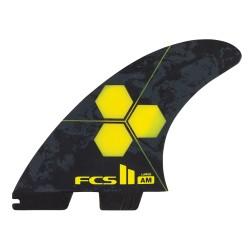 FCS II AM PC Yellow Tri Retail Fins